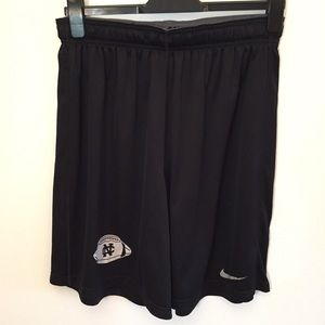 Nike North Central college drifit football shorts